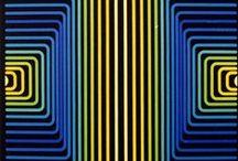 Victor Vasarely - Vonal period
