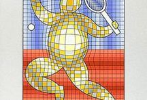Victor Vasarely - Figurative