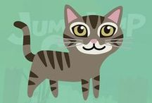 Android Games | JumpJump Cat - Free Cat Game / JumpJump Cat is super easy action game for the cat lover. Android Apps,Free Games,Developer,Design