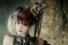 Steampunk / Costume inspiration