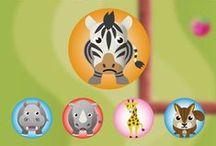 Android Games | Smash Animals Fun Animal game | GooglePlay / https://play.google.com/store/apps/details?id=com.evoxinc.smashanimals