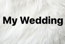 ~My wedding~
