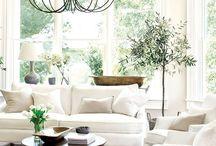 Living Room / Cozy living room decor