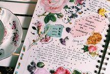 Sketchbooks//Journals