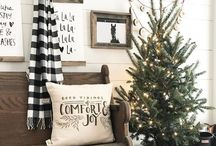 Christmas Decor   Kress Creek Home / Cute Christmas decor ideas