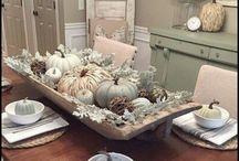 Thanksgiving   Kress Creek Home / Simple decor ideas for Thanksgiving