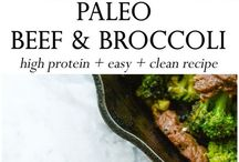 Paleo Meals / Easy paleo meals to make meal planning easy