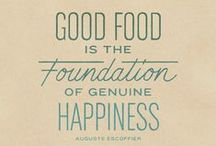 Food Quotes / by Plated