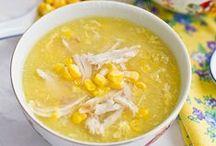 soups / by P B
