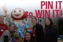 Pin It to Win It! / The contest is now closed, but check out our favorite pins from our contestants Buckeye Pride boards!