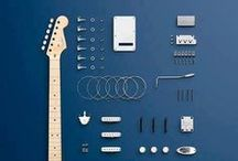 Guitars & Music Gears / by Burawat Techakasem