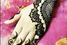 mehndi designs / by P B