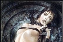 art / dark art/sci-fi/fantasy