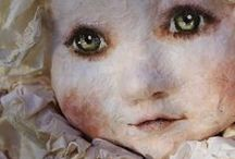 TIPS,PATTERNS, TUTORIALS ON DOLL MAKING / by karyl moyer