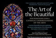 Beauty & Evangelization / People, articles, and places that draw people to God through the promotion of all things beautiful.