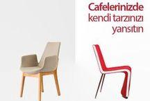 CAFE MOBİLYALARI