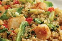 quinoa / by P B