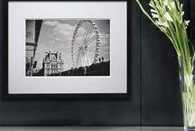 • черно-белые постеры • black & white posters • / http://www.roommy.ru/catalog/authors/Paris-storythree/