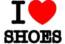 I Love Shoes... / by Rachael Powell Dahlgren