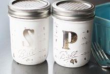 All Things Mason Jars... / by Rachael Powell Dahlgren