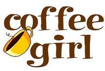 I Love Coffee... / by Rachael Powell Dahlgren