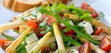Spring & Summer Recipes / Fire up the grill and enjoy fresh fruits and veggies with these warm-weather inspired recipes.