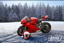 Landscape / Detlev Louis - Europas Nr.1 für Motorrad Bekleidung, Technik & Freizeit