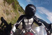 On Tour Teil 1 / Detlev Louis - Europas Nr.1 für Motorrad Bekleidung, Technik & Freizeit