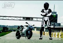 Racetrack / Detlev Louis - Europas Nr.1 für Motorrad Bekleidung, Technik & Freizeit