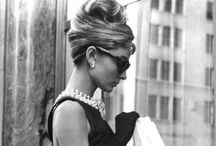 Audrey Hepburn / Possibly the most elegant and classy lady of all time. Amazing style, personality and ethics. My idol<3