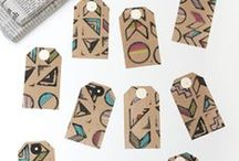 free printable • gift tags