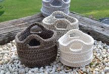 All Things Baskets... Yay! I love baskets ♥️ / by Rachael Powell Dahlgren