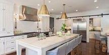 Lighting Ideas for Kitchen / Find the best lighting ideas for your kitchen decor!