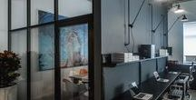 Lighting Ideas for Office / The office is an important place where our work growns up. Find the best ideas here!