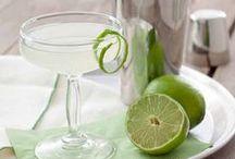 Getränke - Drinks / Gluschtige Getränke für jeden Tag oder für Feiern