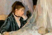 Art - Morisot Berthe