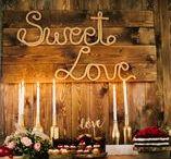 Rustykalny ślub / Inspiracje ślubne w stylu rustykalnym