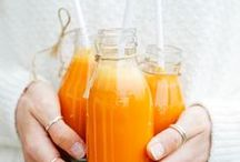 All Natural Drinks / Quench your thirst with these all natural, healthy drinks - yum!
