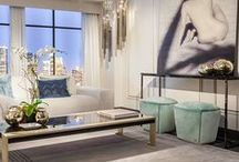 Lighting By Fendi Casa / Some of the most Luxury Living Rooms By Fendi Casa