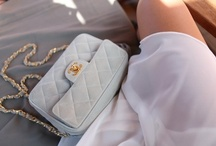 Chanel Bags / Chanel Bags are everywhere. So many colours!!!