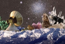 Our caveman visit space