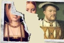 England ~ The Tudors / The board is about the cadet branch of Beaufort that granted the throne of England for 118 years and died in 1603 with Elizabeth I.