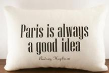 paris & parisians ...