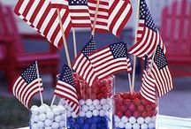 ♡♥♡ July 4th ♡♥♡ / by ☺   Evie  ☺ Ric   ☺