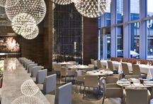 bar, restaurants ....