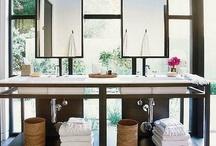 bathrooms & powder rooms ...