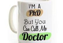PhD / that's the spirit