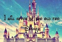 Never to old for Disney