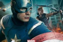 comics ... super hero ...
