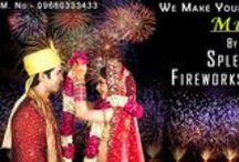 Wedding Fireworks Display Servcies In Jaipur, India / Looking for fireworks display services for your wedding or events then visit NM Fireworks website and hire us and make your marriage party unforgettable.... Know more visit our website.